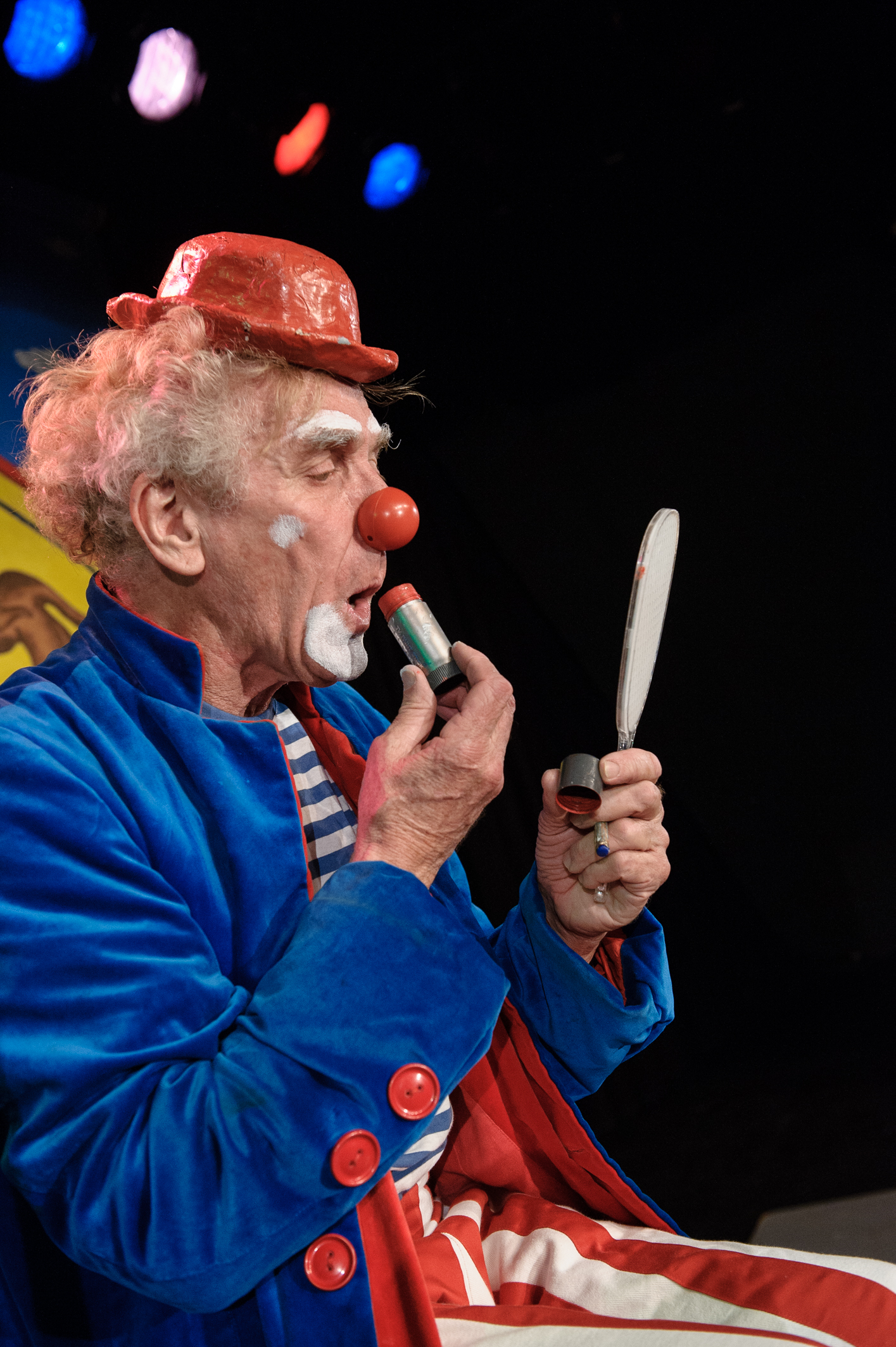 The Clown Who Lost His Circus Recording 5