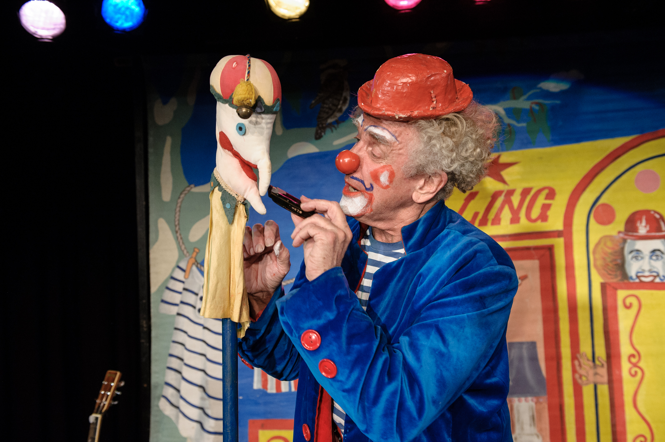 The Clown Who Lost His Circus Recording 3