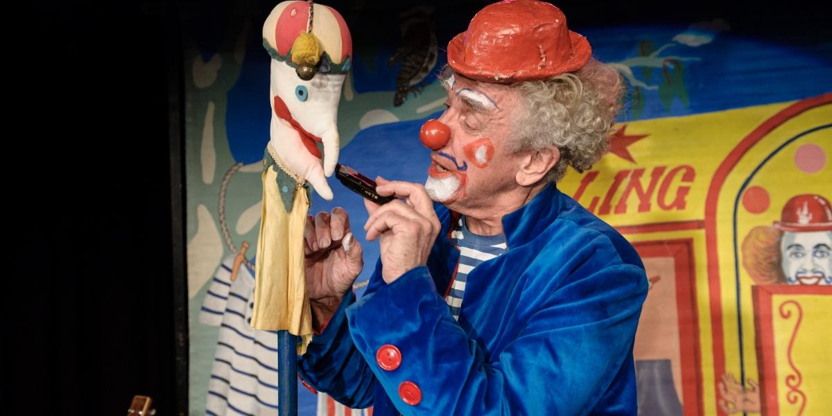 The Clown Who Lost His Circus Image